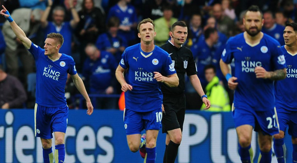 hasil leicester city vs bournemouth