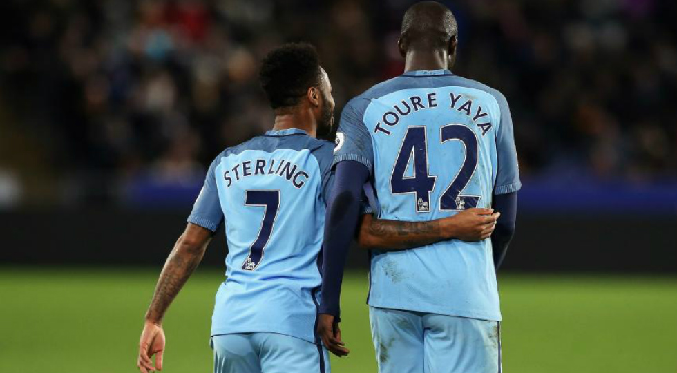 sterling dan toure